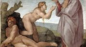 Michelangelo - Creation of Eve_