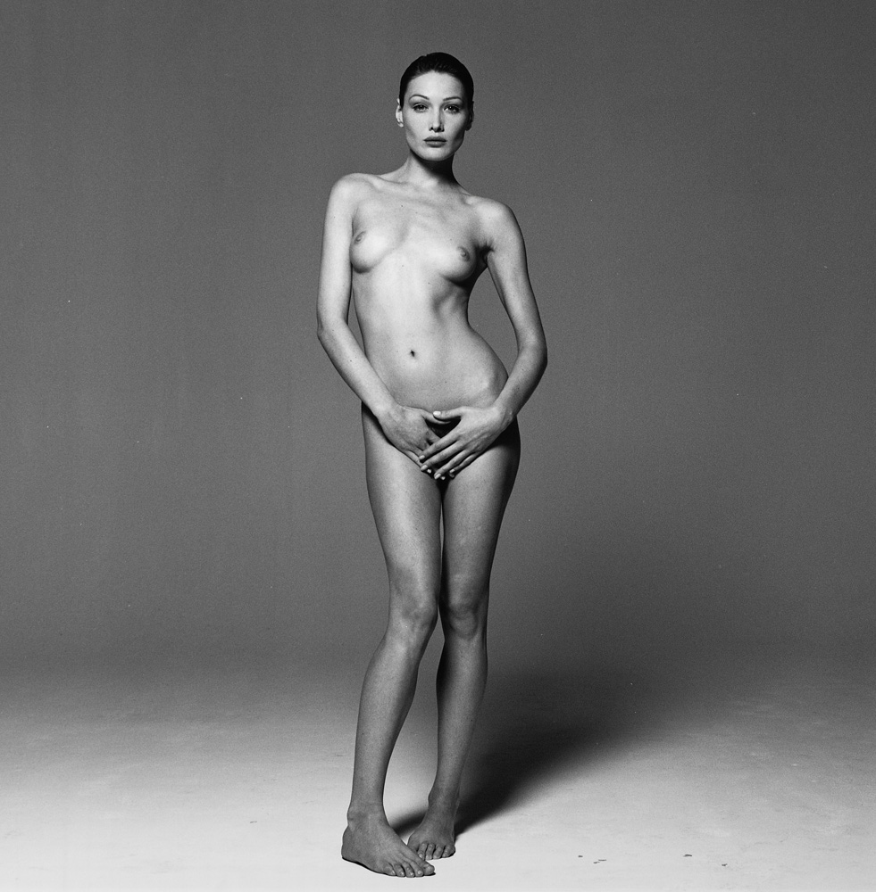 Carla bruni naked pic