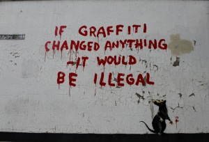 Banksy-Street-art-London-graffiti-changed-anything-illegal2