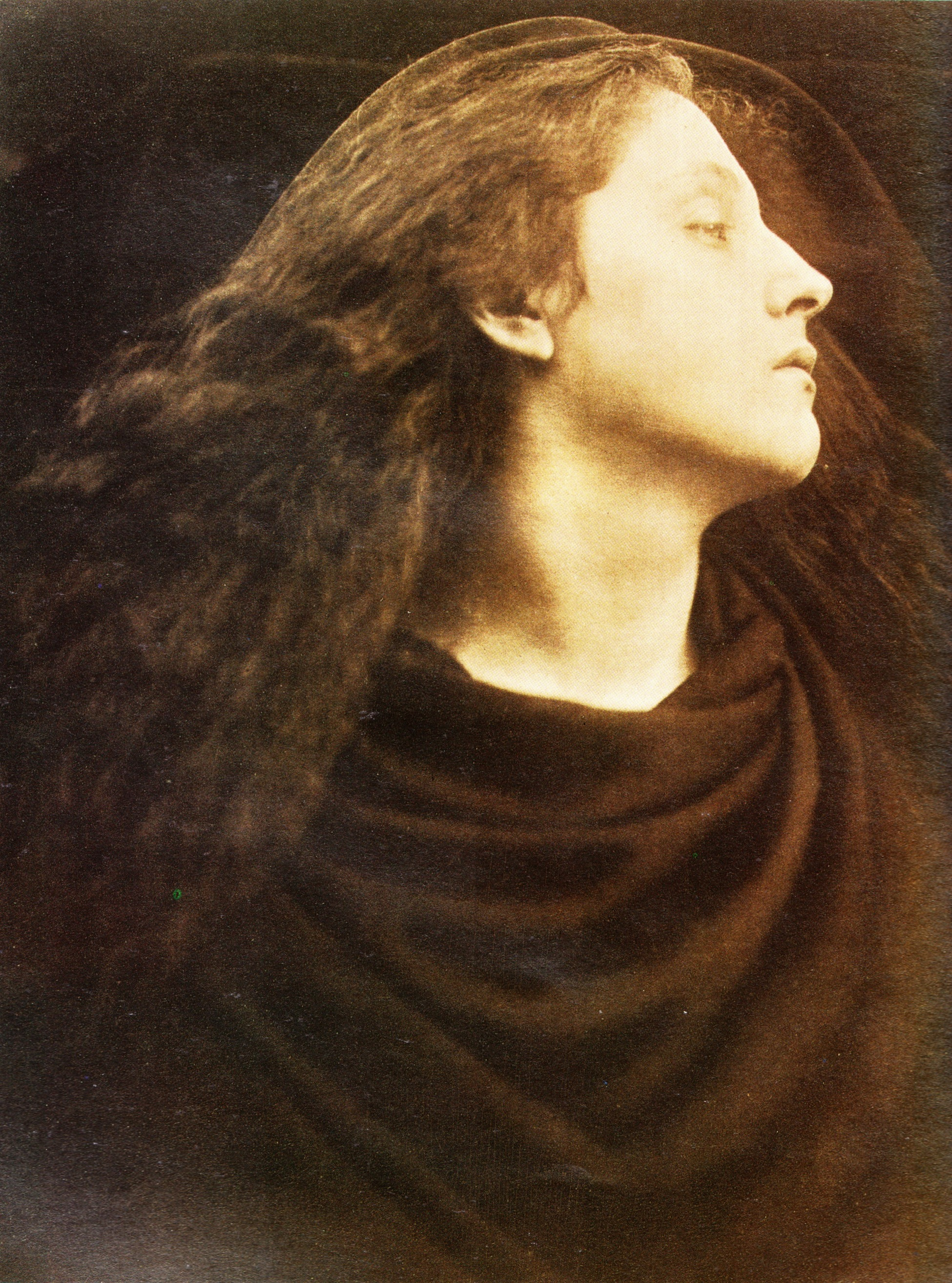 Julia Margaret Cameron Call I Follow, I Follow; Let Me Die