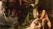 Alexandre_Cabanel - Expulsion of Adam and Eve