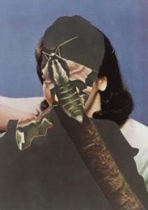 Untitled 1989 by John Stezaker born 1949