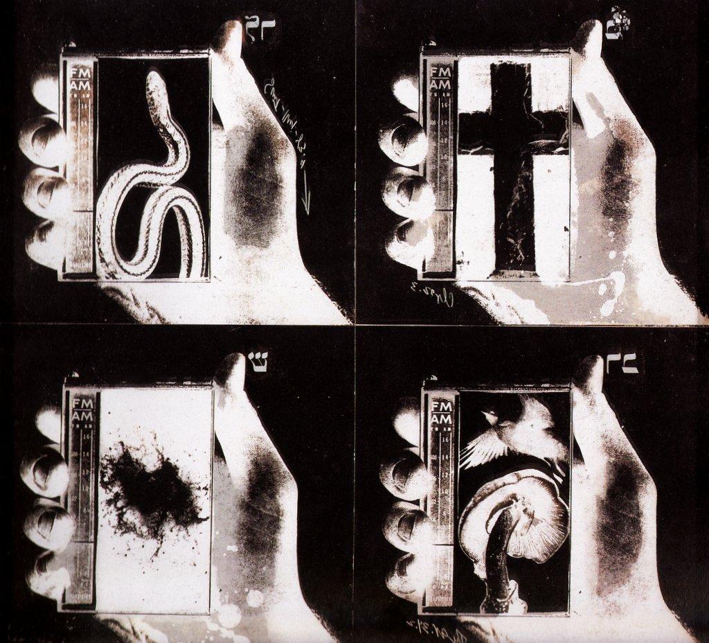 Wallace Berman Untitled
